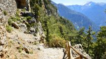 Full Day Tour to Samaria Gorge, Heraklion, Bus & Minivan Tours