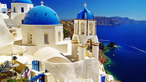 Santorini Island Day Trip from Crete, Heraklion, Bus & Minivan Tours