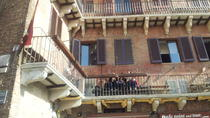 Siena Palio Exclusive Balcony Access on August 16, Siena