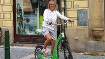 2HOURS PRAGUE TOUR on E-SCOOTER HUGO BIKE, Prague, Bike & Mountain Bike Tours