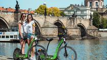 E-scooter Tour of Prague, Prague, Vespa, Scooter & Moped Tours