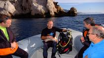 Full-Day Snorkeling and Guided Dive in the Calanques National Park from Marseille, Marseille, Scuba ...