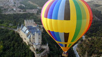 Private Balloon Ride for 2 in Segovia or Toledo with Optional Transportation from Madrid, Madrid, ...