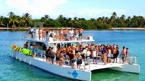 La Romana Snorkel and Party Cruise