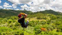 Zip Line Salto Limon, Punta Cana, Ziplines
