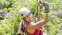 Zipline Tour in Rancho Cumayasa from La Romana, La Romana