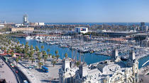 Barcelona Private 4-Hour Guided Tour, Barcelona, Bike & Mountain Bike Tours