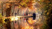 Private Narrowboat Adventure on Tranquil Inland Waterways from Middlewich, North West England, Day ...