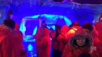 Argentinian Ice Bar, Wine and Dinner Experience, Foz do Iguacu
