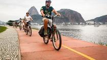 Bike Tour of Lapa Red Beach Urca and Botafogo, Rio de Janeiro, Bike & Mountain Bike Tours
