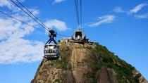 Corcovado Mountain, Christ Redeemer and Sugar Loaf Mountain Day Tour, Rio de Janeiro
