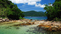 Full-Day Ilha Grande Northern Coast Speedboat Tour, Ilha Grande, Snorkeling