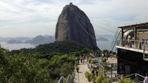 Full-Day Sugar Loaf Mountain and Corcovado by Van including Barbecue Lunch, Rio de Janeiro, Day ...