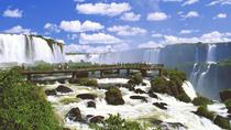 Iguassu Falls Brazilian Side: Macuco Safari, Helicopter Flight and Bird Park, Foz do Iguacu, ...