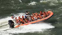 Iguassu Falls Combo Tour: Off-Road Jungle Drive, Hike and Waterfall Boat Ride, Foz do Iguacu, ...