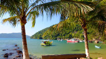 Paraty Rainforest Trek and Secluded Beach Tour, Paraty, Day Cruises