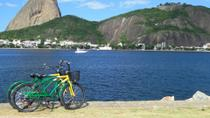 Rio de Janeiro Bike Tour: Flamengo Park, Sugarloaf and Copacabana Beach, Rio de Janeiro, Half-day...
