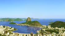 Rio de Janeiro Super Saver: Corcovado and Sugar Loaf Mountain plus Ginga Tropical Show, Rio de...
