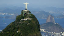 Rio de Janeiro Super Saver: Guanabara Bay Cruise with Barbecue Lunch and Christ Redeemer with ...