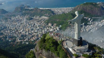 Rio de Janeiro Super Saver: Sugar Loaf Mountain Tour and Christ Redeemer Statue Helicopter Flight, ...