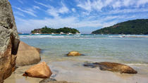 Secluded Beaches Tour of Ilha Grande Island by Speedboat, Ilha Grande, Jet Boats & Speed Boats