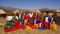 Full-Day Uros and Taquile Island Tour from Puno, Puno, Half-day Tours