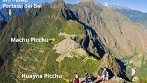 Machu Picchu and Huayna Picchu by Train 2 Days, Cusco, Day Trips