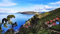 Sun Island Full Day Tour from Puno, Puno, Day Trips