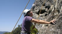 Beginner Outdoor Rock Climbing, San Jose, Climbing