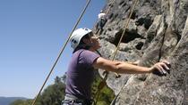 Beginner Outdoor Rock Climbing, San Jose, Climbing