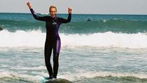 Beginner Surf Lesson in Santa Cruz, Santa Cruz, Surfing Lessons