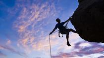 Outdoor Rock Climbing - Level 2, San Jose, Climbing