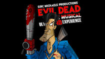 Evil Dead: The Musical at the Tommy Wind Theater, Las Vegas, Adults-only Shows