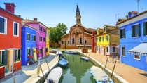 Privétrip: halfdaagse trip naar Murano, Burano en Torcello, Venice, Private Sightseeing Tours