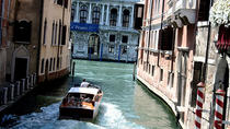 Privater Transfer bei Ankunft am Flughafen Marco Polo in Venedig, Venice, Airport & Ground Transfers