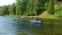 Manistee River Canoeing Day Tour, Michigan, Day Trips