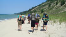 Trekking the Sleeping Bear National Lakeshore in Michigan, Michigan