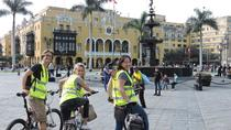 Lima City Bike Tour, Lima, Private Sightseeing Tours