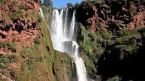 Excursion d'une journée complète aux cascades d'Ouzoud, au départ de Marrakech, Marrakech, Day Trips