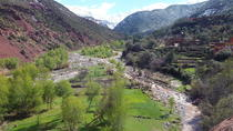 Full-Day Tour from Marrakech to Ourika Valley including Camel Ride Lunch and Guided Hike, ...