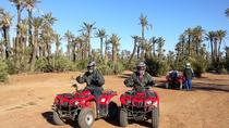 Marrakech Palm Oasis and Desert Quad Bike Adventure, Marrakech, 4WD, ATV & Off-Road Tours