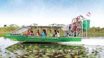 Everglades Airboat Tour en Alligator Show, Miami, Airboat Tours