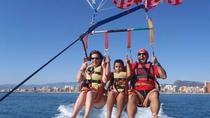 Denia Parasailing Experience and Lunch at the Port, Costa Blanca, Parasailing