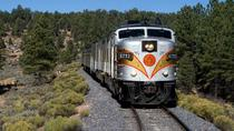 Äventyrspaket med Grand Canyon Railway, Grand Canyon National Park, Rail Tours