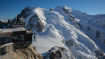 Chamonix, Aiguille du Midi Cable Car Ride and Paragliding Experience from Geneva, Geneva, Private...