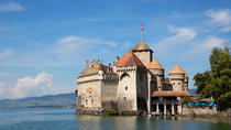 Day Trip to Montreux and Château de Chillon, Geneve