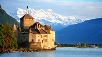Day Trip to Montreux and Château de Chillon with Steamboat Cruise, Geneva