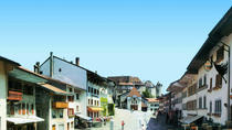 Gruyeres Gold Day Tour from Lausanne: Chocolate, Cheese, Wine and Golden Panoramic Train, Losanna