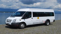 Shared Departure Transfer: Chamonix Hotels to Geneva Airport, Geneva, Airport & Ground Transfers