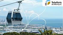 Teleferic de Montjuic Admission Ticket, Barcelona, Attraction Tickets